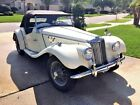1954 MG T-Series TF 1954 MG TF