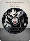 Joy Division vinyl clock, rock vinyl record clock, wall record clock 267