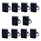 10X Waterproof Touch Keypad RFID 125KHz Card Reader Access Control System W26/34