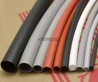 2.5mm Flexible Soft 1.7:1 Silicone Heat Shrink Tubing Wrap Wire 200℃ 2500V