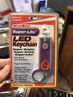 Miracle Beam Super-Lite LED Keychain Super Bright Super Small Super-Lite PURPLE