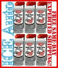 6 CANS of CRC Intake Valve Cleaner GDI IVD with Dual Action Spray System 11 oz