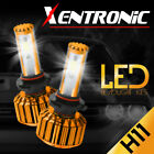 XENTRONIC 180W H11 LED Headlight Bulb H8 H9 18000LM Xenon 6000k Light High Power