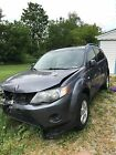 2008 Mitsubishi G80 Standard 2008 Mitsubishi Outlander Priced to SELL FAST Local Only gunmetal gray low miles