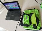 HP Pavilion 10 US Notebook PC Touchscreen, Keyboard, 2 Chargers & Case