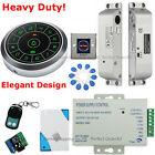 Waterproof RFID Card+Password Door Access Control System+Electric Bolt Lock New