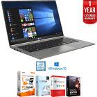 "LG 15Z970-U.AAS5U1 Gram 15.6"" FHD Intel i5-7200U Laptop+Software+Warranty Bundle"