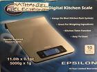 American Weigh Scales EP-5KG Epsilon Digital Kitchen Scale by American Weigh Sca