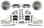 Ford Galaxie Front Disc Brake Conversion Kit -  Spindle Mount Kit
