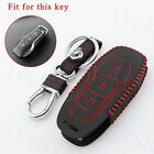 3 Button Key Shell Holder Fob Case Bag Cover For Ford Mendeo Fusion Mustang F150
