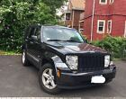 2012 Jeep Liberty Leather jeep liberty 2012 4WD black sunroof
