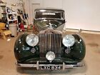 1948 Rolls-Royce Wraith  1948 Rolls Royce Wrath Mulliner Bodied  Former National First prize winner