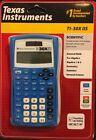 Texas Instruments TI-30X IIS Blue Scientific Calculator New