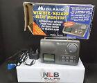 1999 Midland Weather/Hazard Alert Monitor Model: 74-210 Weather & FM Band Radio