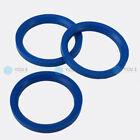 3 x Centering Ring Centring Spacer for Aluminum Rims 72,0 - 57,1 mm MAK TSW
