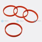 4 Pcs Centering Ring Spacer Rings for Aluminum Rims 72,0 - 66,6 mm MAK TSW