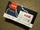 SANGEAN Portable AM/FM/NOAA Alert Radio with Upgraded Rechargeable Batteries