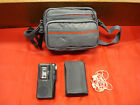 General Electric Model 3-5370A Microcassette Recorder w/ Soft Bag