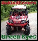 """NEW Polaris RZR 800 Ranger  HULK GREEN Eyes """"ORIGINAL RUKINDCOVERS"""""""