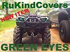 Kawasaki  Teryx  GREEN EYES Round HEADLIGHT COVERS