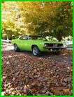 1972 Plymouth Barracuda  1972 Plymouth Barracuda Coupe, 440ci V8 400hp, 727 Automatic Trans, Tubbed