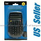 SCIENTIFIC CALCULATOR 10 Digit Display Battery Operated Flip Cover Black C069