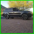 2012 Land Rover Range Rover Sport Supercharged Autobiography Sport 2012 Land Rover Range Rover Supercharged 5L V8 32V, Automatic AWD SUV Premium