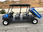 NEW-HOLLAND 125 4X4 ATV 4 SEATER, DEALER DEMO ONLY 80 HOURS