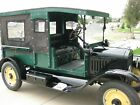 1917 Ford Model T Wood 1917 Model T Ford Hack Truck
