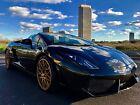 2010 Lamborghini Gallardo Convertible LP560 LP 560 Spyder better then a Huracan With Aventador Matte Gold Wheels!