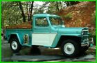 1962 Willys Jeep Restored 1962 Willys Jeep Pickup Truck, 350ci V8 330hp, Automatic Trans, 4WD