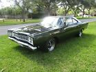 1968 Plymouth Road Runner  1968 PLYMOUTH ROAD RUNNER CLONE BIG BLOCK 440 WITH A/C FULLY RESTORED MUSCLE CAR