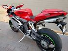 2010 MV Agusta F4  MV AGUSTA F4 AMAZING SUPERBIKE IN PERFECT CONDITION CONDITION MUST SEE !!!!!!!!!