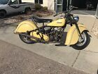 1947 Indian  1947 Indian Chief **Full Nut & Bolt Restore With Patina** Vintage Barn Find Look