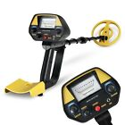INTEY Metal Detector Waterproof Metal Detectors Starter Kit with Pinpointer New