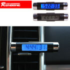 Nice Car Small LED Digital Backlight Automotive Thermometer Temperature Clock