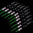 10pcs 5mw 532nm Powerful Ray Visible Beam Light Lazer Green Laser Pointer Pen