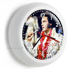 ELVIS PRESLEY ALOHA FROM HAWAII CONCERT WALL CLOCK KITCHEN DINING ROOM ART DECOR