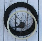 """Vintage Falcon Bicycle Steel Wheel Frame 13"""" inch / Tire 16"""""""