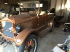 1926 Ford Model T  1926 Ford Model T Roadster Pickup Ruckstell rearend