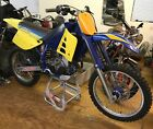1998 Husaberg 501  1998 Husaberg 501 Moto Cross