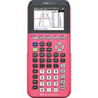 Texas Instruments TI 84 Plus CE Graphing CORAL