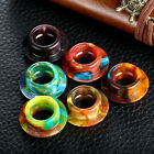 VGOD Epoxy Resin Drip wide bore vape drip tips mix color