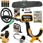 Garrett Ace 250 Metal Detector with Headphones, DVD, Digging Trowel, Finds Pouch