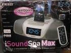 iPod Dock, Homedics, Spa Max, Charge & Play, Projects Time, Sound Machine, Nice