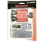 SHARP • EL-6930B 192K English / Spanish Translating Organizer • New & Sealed
