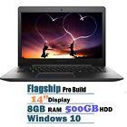 Newest Lenovo 14 Inch Full HD Premium Laptop (Intel Core i5-6200U 8 GB 500GB ...