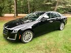 2014 Cadillac CTS Luxury 2014 Cadillac CTS All-Wheel Drive AWD 3.6L V6 Luxury Edition LOADED!