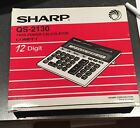 Sharp QS-2130 Scientific Calculator