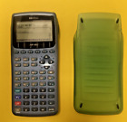 HP 49G Graphing Calculator with clear cover